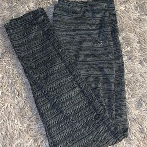 Grey athletica vogo workout leggings size medium